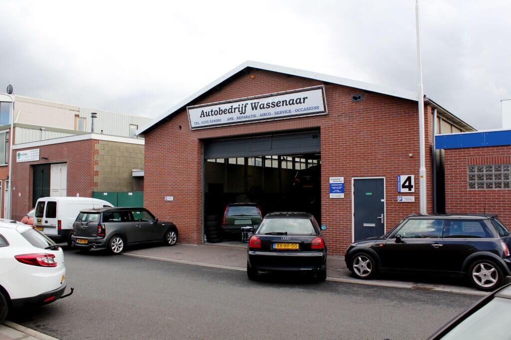 Garage IJmuiden